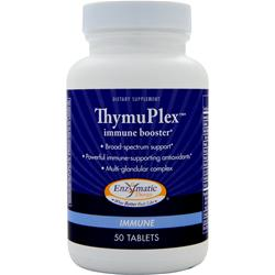 Enzymatic Therapy ThymuPlex Immune Booster 50 tabs