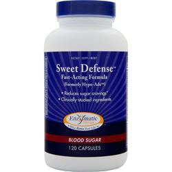 Enzymatic Therapy Sweet Defense 120 caps