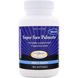 ENZYMATIC THERAPY Super Saw Palmetto 180 sgels
