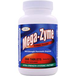Enzymatic Therapy Mega-Zyme 200 tabs