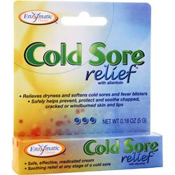 ENZYMATIC THERAPY Cold Sore Relief .18 oz