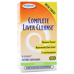 Enzymatic Therapy Complete Liver Cleanse 84 caps