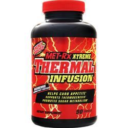 MET-RX Xtreme Thermal Infusion 90 caps