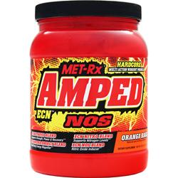 MET-RX Amped ECN Drink Mix Orange Rage 2 lbs