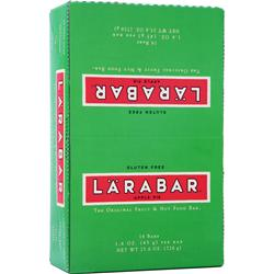 LARA BAR LaraBar Apple Pie 16 bars