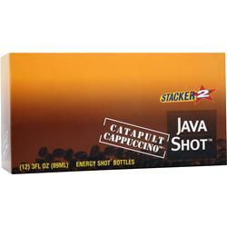 Nve Pharmaceuticals Stacker 2 Java Shot Catapult Cappuccino 12 bttls