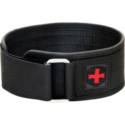 HARBINGER 4 Inch Lifting Belt Black (Small) 22-30waist 1 belt