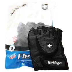 HARBINGER FlexFit Glove Black/Red (S) 2 glove