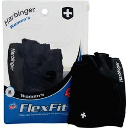 HARBINGER Women's FlexFit Glove Black - Medium 2 glove