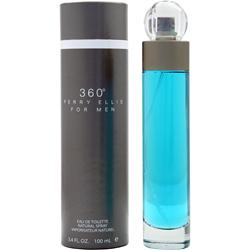 Perry Ellis 360 For Men Eau de Toilette Spray 3.4 fl.oz