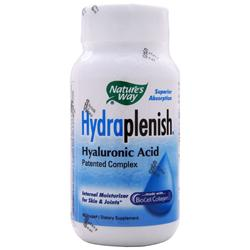 Nature's Way Hydraplenish - Hyaluronic Acid 60 vcaps