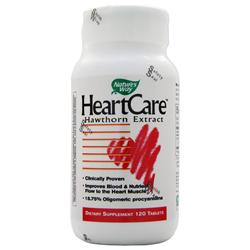 NATURE'S WAY HeartCare Hawthorn Extract 120 tabs