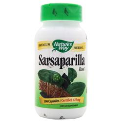 NATURE'S WAY Sarsaparilla (425mg) 100 caps