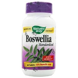 NATURE'S WAY Boswellia - Standardized Extract 60 tabs