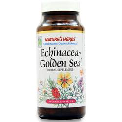 Nature's Herbs Echinacea-Golden Seal Combo 100 caps