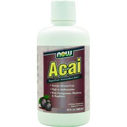 NOW Acai 32 fl.oz