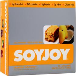Soy Joy Soy Joy Bar Mango Coconut 12 bars