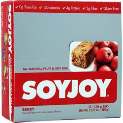 Soy Joy Soy Joy Bar Berry 12 bars