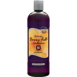 NOW Natural Shampoo Berry Full Volumizing 16 fl.oz