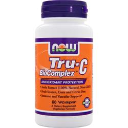 NOW Tru-C BioComplex - Antioxidant Protection 60 vcaps