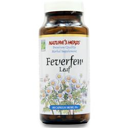 Nature's Herbs Feverfew 100 caps