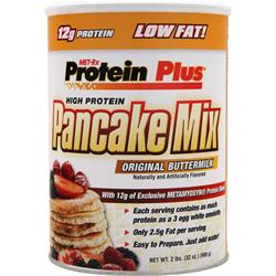 MET-RX Protein Plus Pancake Mix Original Buttermilk 2 lbs