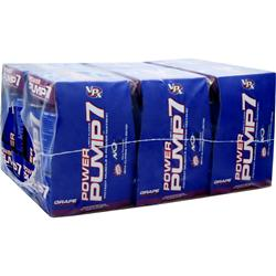 VPX Sports Power Pump 7 Drink Grape 24 bttls