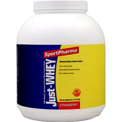 SPORTPHARMA Just-Whey Strawberry 5 lbs