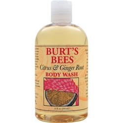BURT'S BEES Body Wash Citrus and Ginger Root 12 fl.oz