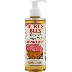 Burt's Bees Hand Soap Citrus and Ginger Root 7.5 fl.oz