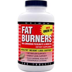 Weider Fat Burners 300 tabs