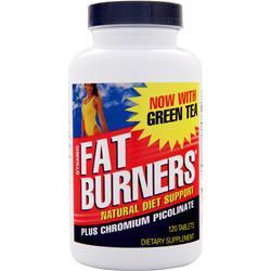 Weider Dynamic Fat Burners 120 tabs