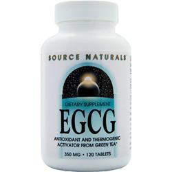 Source Naturals EGCG (350mg) 120 tabs