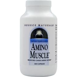 SOURCE NATURALS Amino Muscle 240 caps