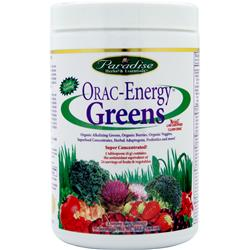 Paradise Herbs Orac-Energy Greens Powder 6.4 oz
