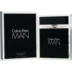 Calvin Klein Man Eau de Toilette Spray 3.4 fl.oz