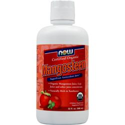 NOW Mangosteen 32 fl.oz