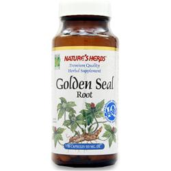 NATURE'S HERBS Golden Seal Root 50 caps