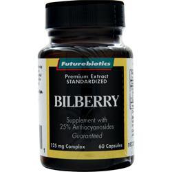 Futurebiotics Bilberry 60 caps
