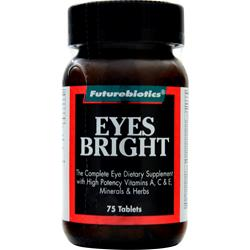 Futurebiotics Eyes Bright 75 tabs