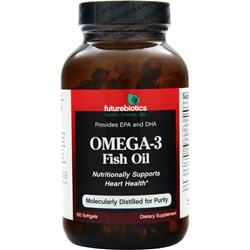 FUTUREBIOTICS Omega-3 Fish Oil 100 sgels