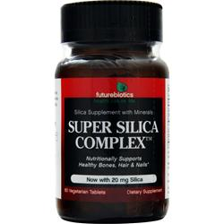 FUTUREBIOTICS Super Silica Complex 60 tabs