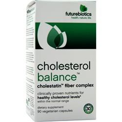 FUTUREBIOTICS Cholesterol Balance 90 vcaps