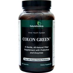 Futurebiotics Colon Green 150 caps