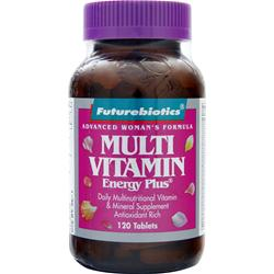 FUTUREBIOTICS Multi Vitamin Energy Plus for Women 120 tabs