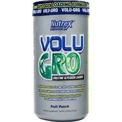 NUTREX RESEARCH Volu Gro Fruit Punch 3.38 lbs