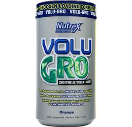 Nutrex Research Volu Gro Orange 3.38 lbs