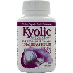 Kyolic Aged Garlic Extract Formula #108 100 caps
