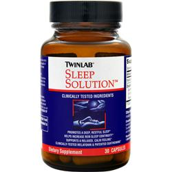 TwinLab Sleep Solution 30 caps