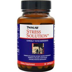 TwinLab Stress Solution 30 caps